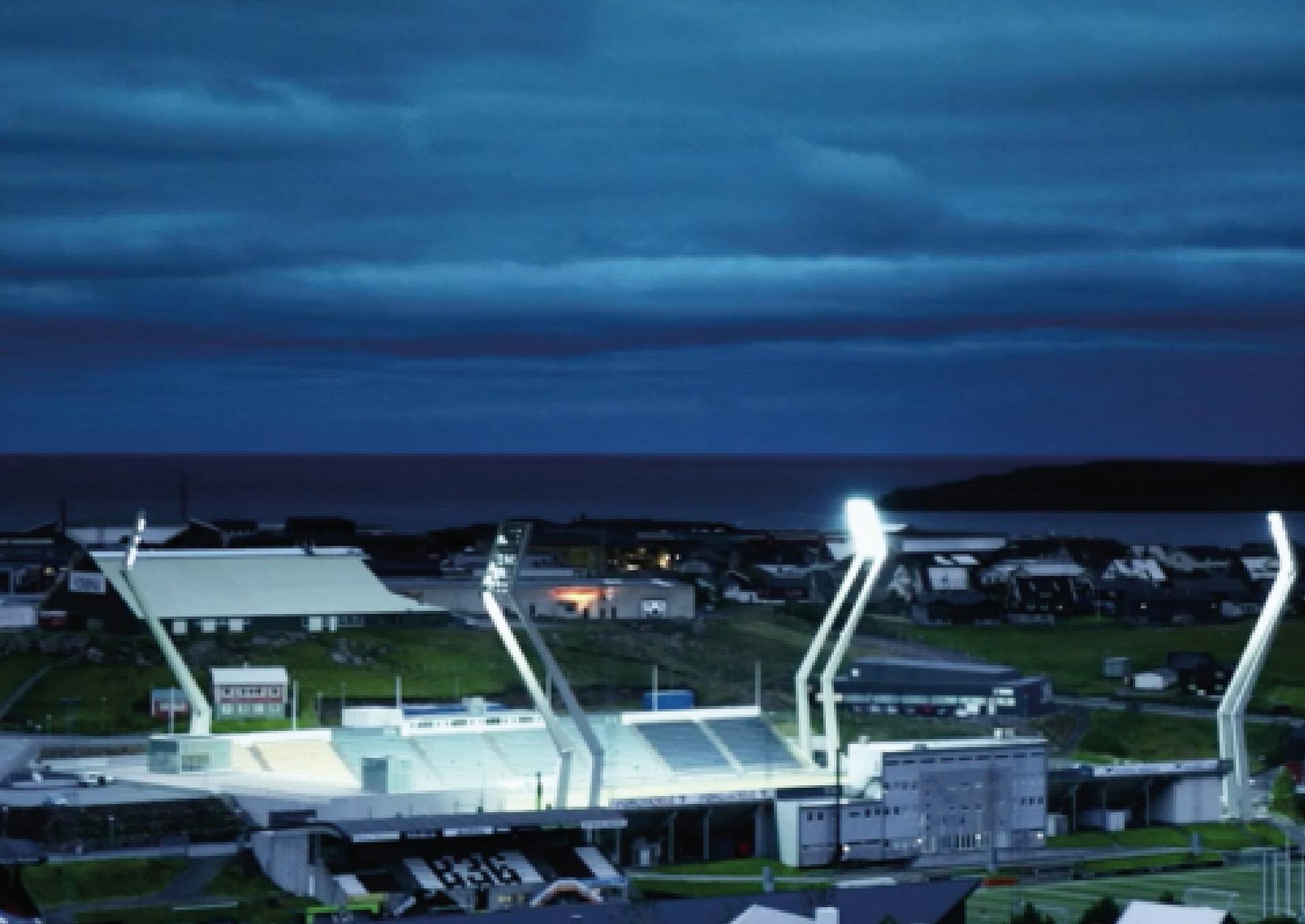 Torshavns kommune reklamespot