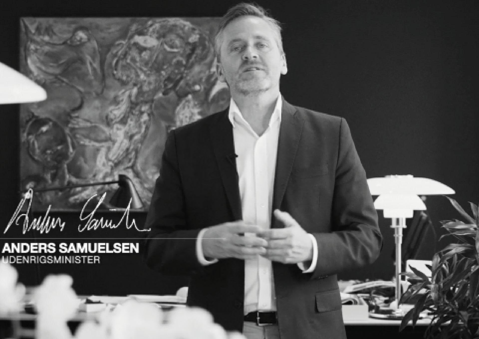 Liberal Alliance – Anders Samuelsen