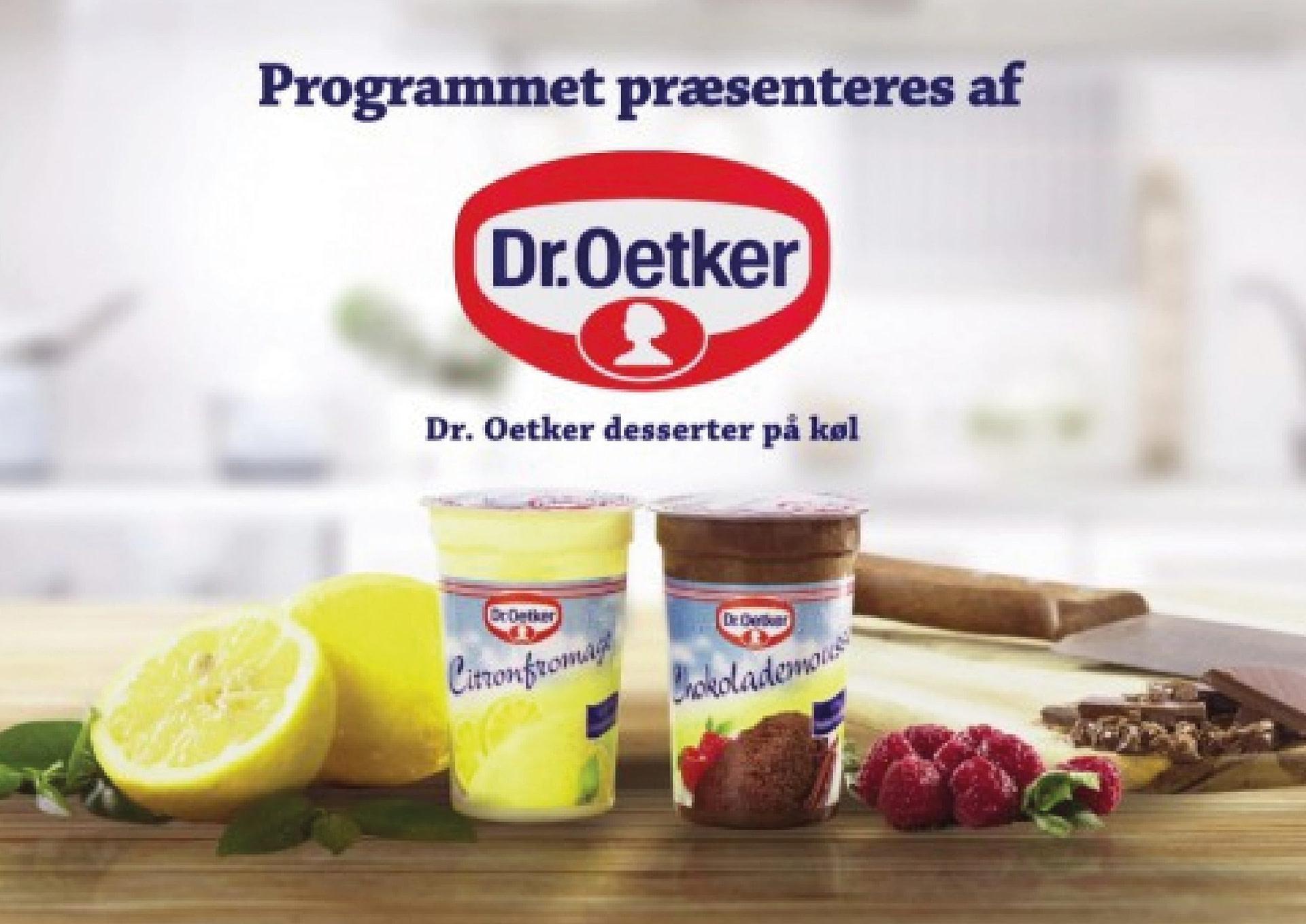 Dr Oetker sponsorat