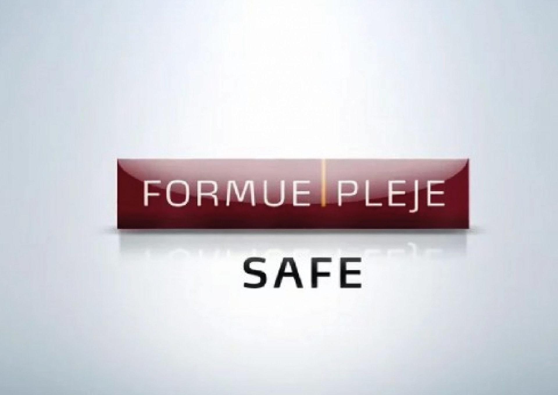 Formuepleje Safe TV reklame