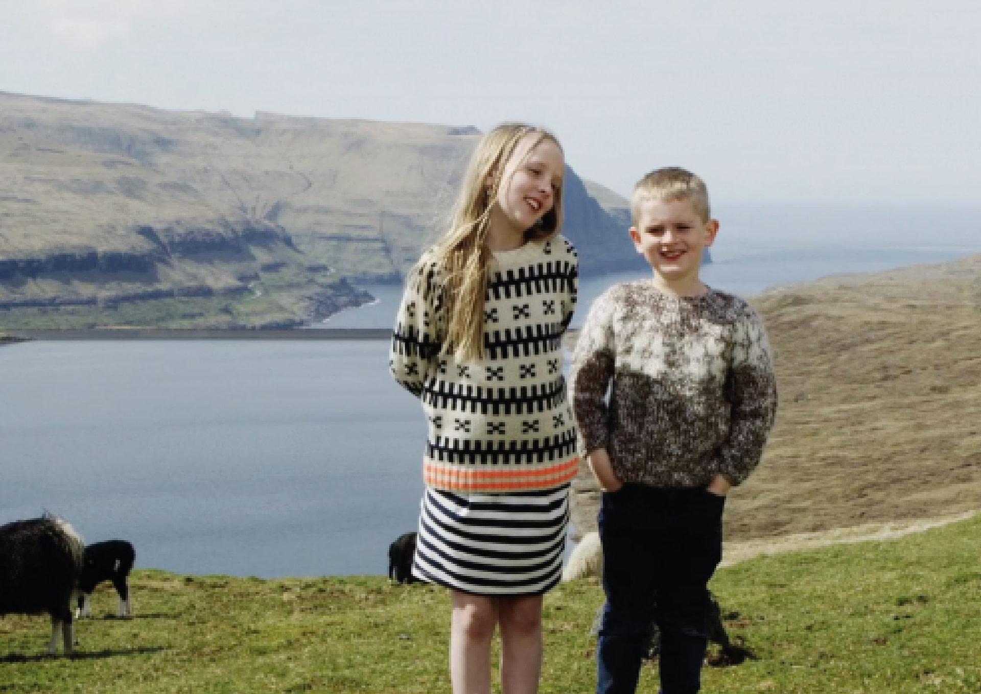 Børn om Færøerne