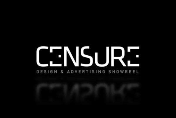 Censure Design Studio Showreel 2014
