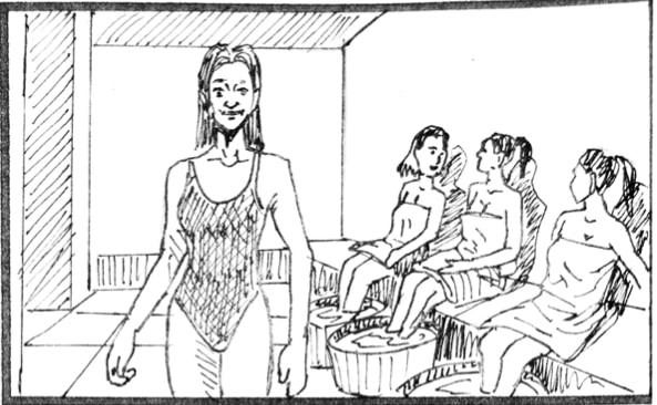 Comwell sommer reklame Censure