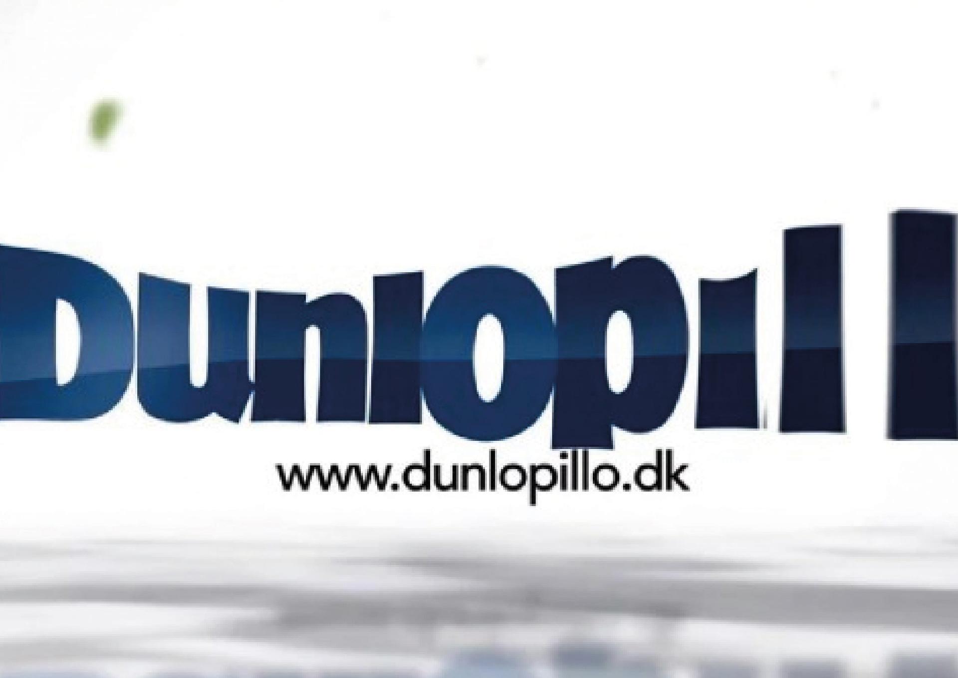 Dunlopillo TV spot