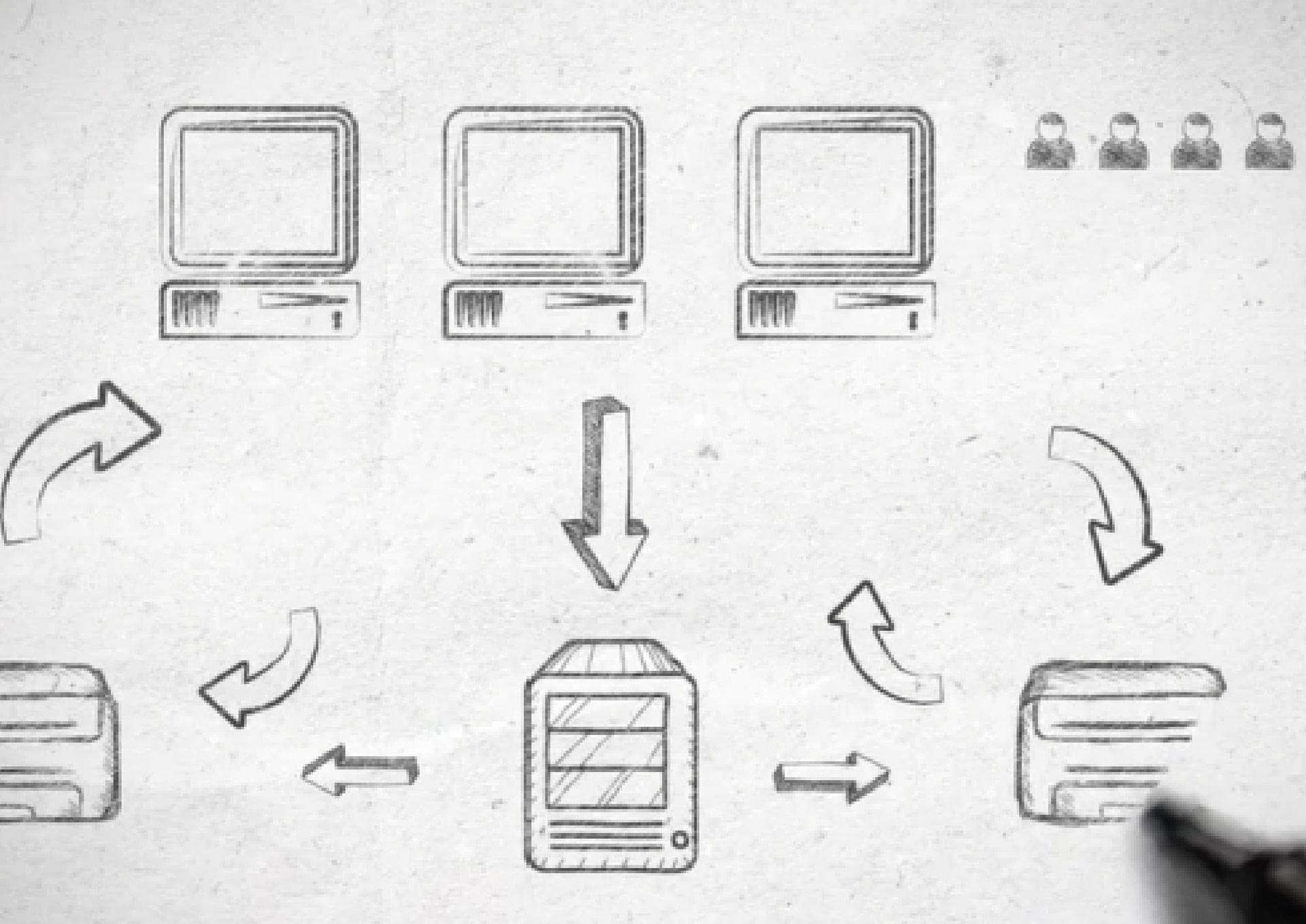Ubiquitech explainer animationsvideo
