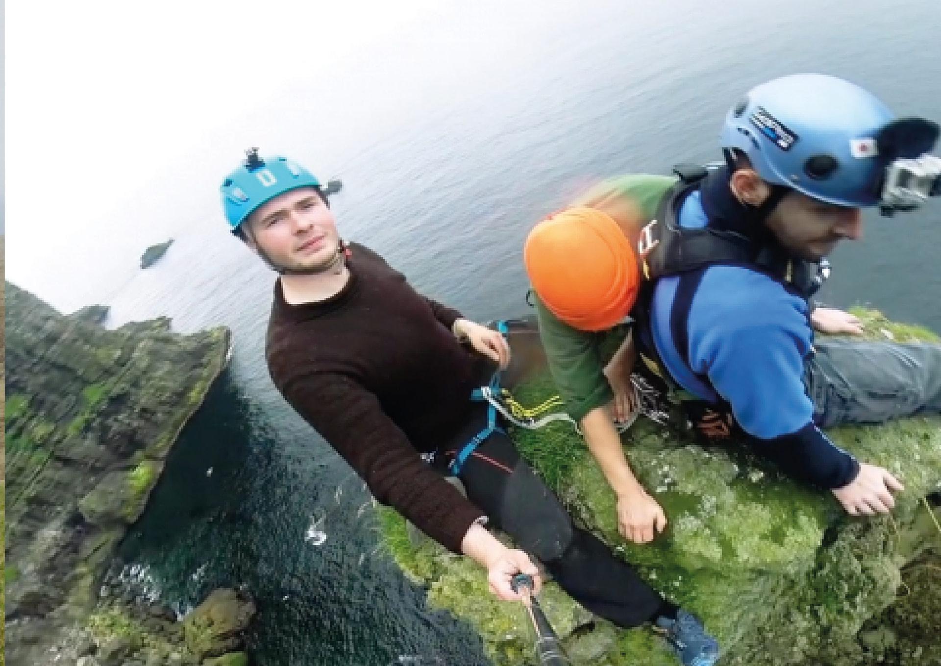 Færøerne og de lokale